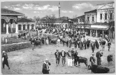 Tiranë - Çarshia e Vjetër