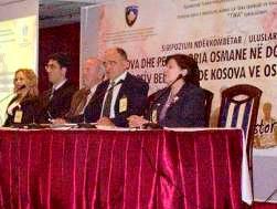 Kosova dhe Perandoria Osmane