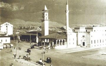 Tirana foto e vjetër
