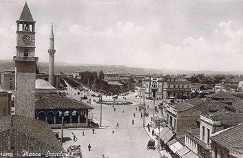 Tirana e vjetër