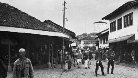 Shqiptarët e Sanxhakut