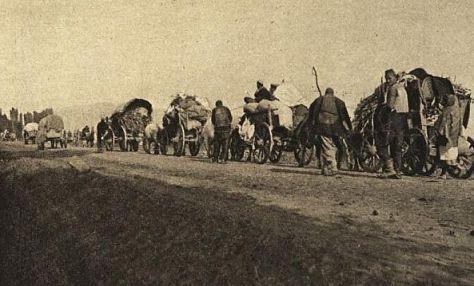 Muhaxhirët shqiptarë