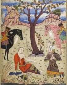 Rustem ve Sohrab