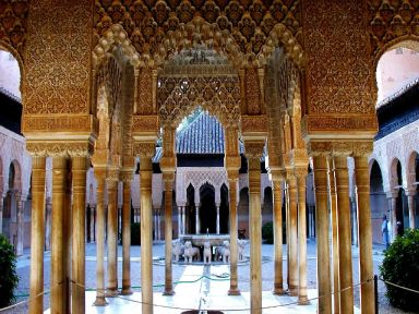 Andalusia-muslim-history