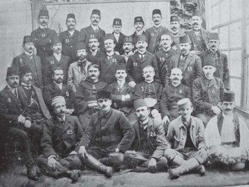 Pjesëmarrësit në Kongresin e Manastirit